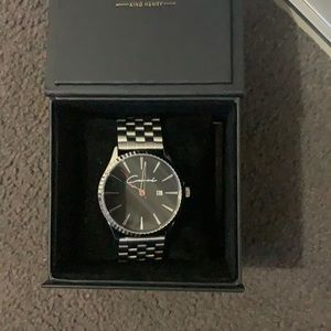 CARRÉ REMY WATCH SILVER